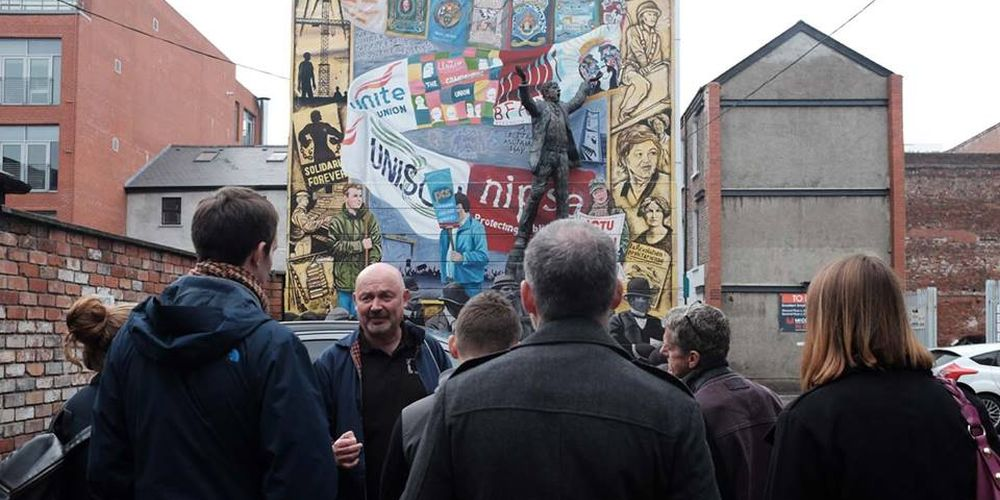 Belfast Troubles Tours 2