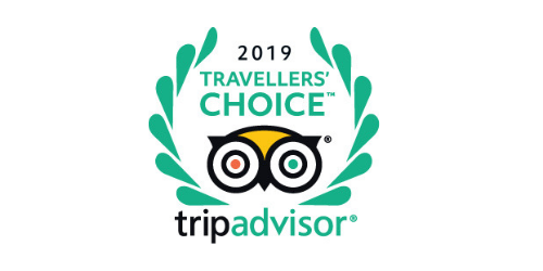 Tripadvisor Traveller's Choice Awards