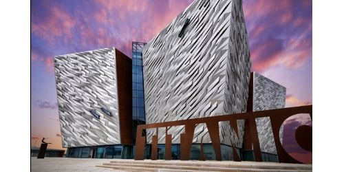 Things To Do In Belfast Titanic Building