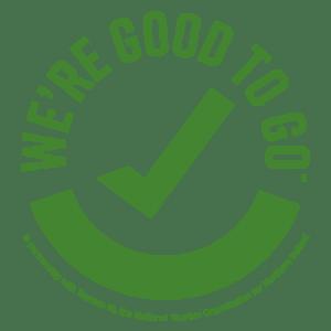Good To Go Northern Ireland logo