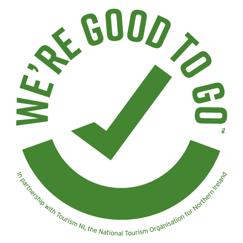 Answers to any questions about the Good to Go accreditation