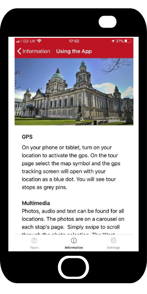 Self Guided Tours