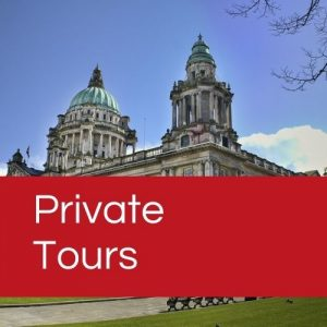 Find out more about our private Belfast walking tours