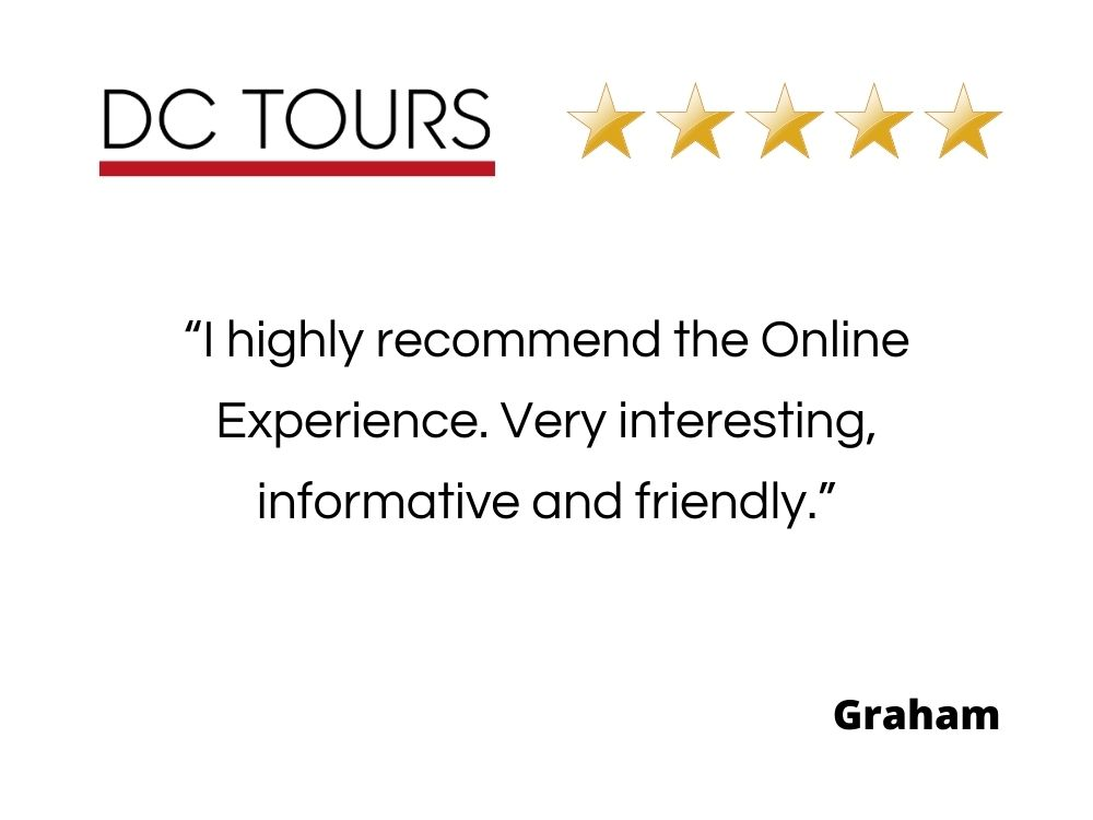 Review of the online experience with Paul Donnelly by Graham