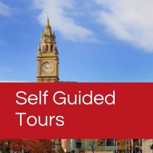 Find out more about our self guided Belfast walking tours