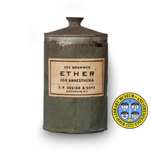 Ether, the favourite tipple of etheromaniacs.