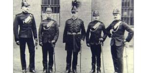 Willie Barrett was a member of the Royal Irish Constabulary