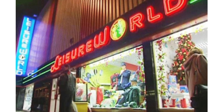 Leisureworld toy shop in Belfast