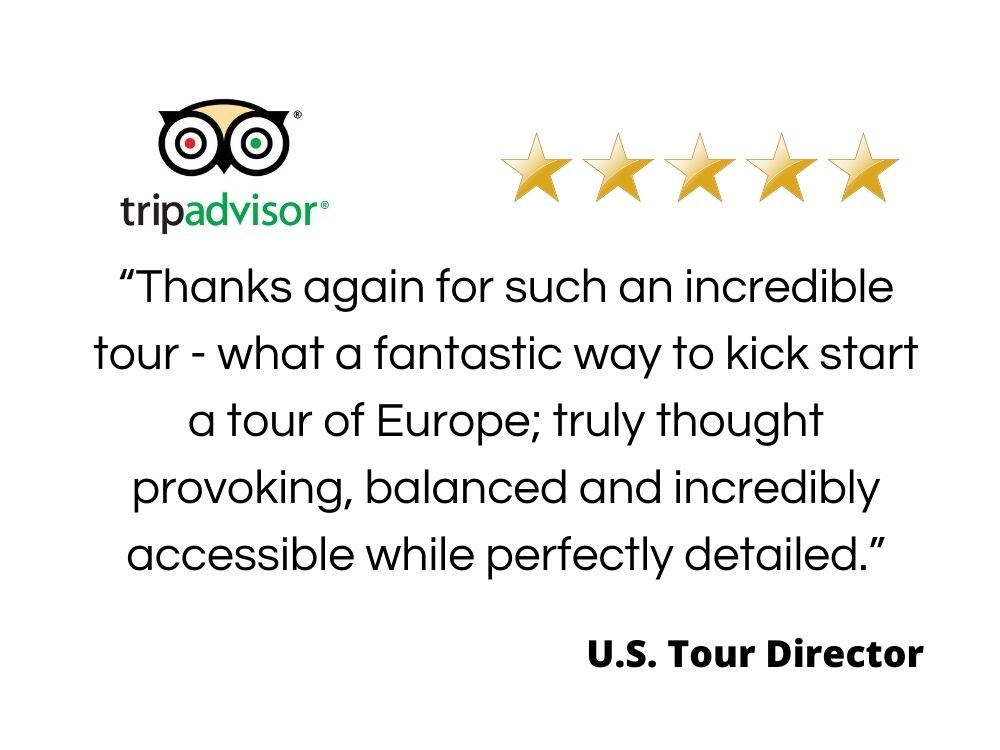 Review of DC Tours - US Tour Director