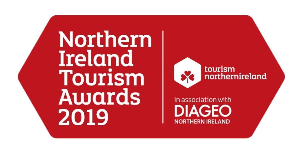 NITB award for our Belfast walking tours