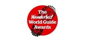 Wanderlust World Guide Awards logo