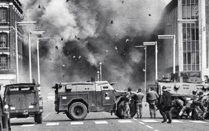 Troubles in Belfast
