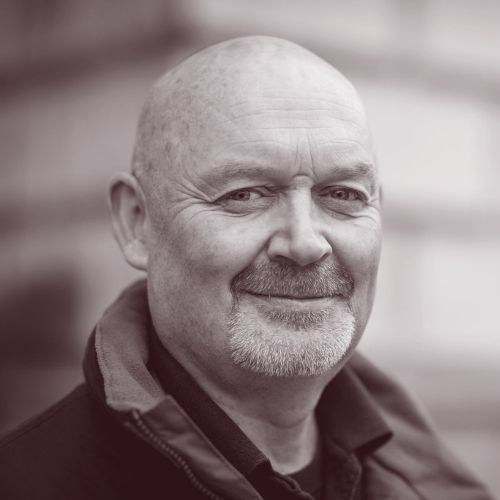 Paul Donzo Donnelly, lead guide on our Belfast walking tours